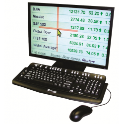 MAGic Large Print Keyboard (Ex-Demo)