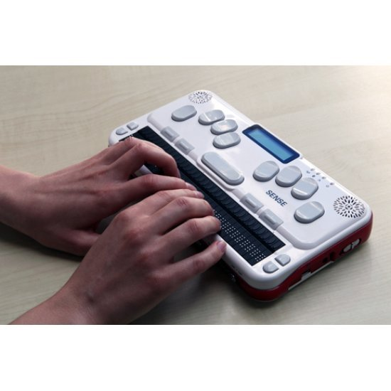 Braille Sense U2 with Dictionary (Ex-Lease)
